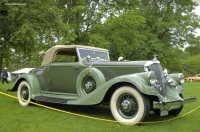 1933 Pierce Arrow Model 1236 Twelve image.